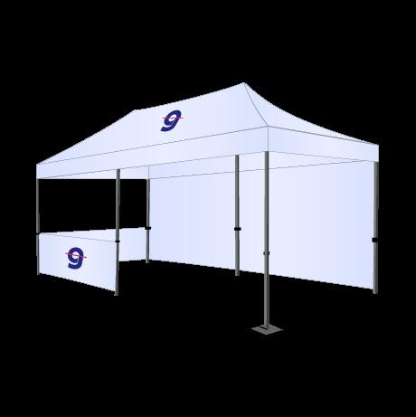 3x6 Faltpavillon