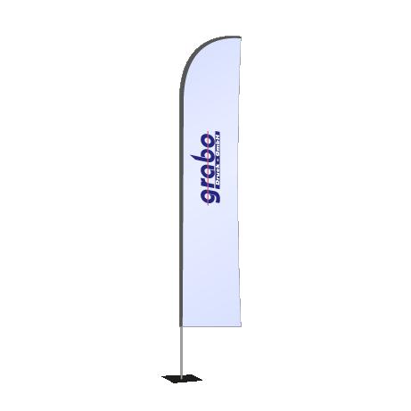 Beachflag Wind